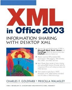 XML in Office 2003