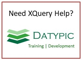 Datypic XQuery Services